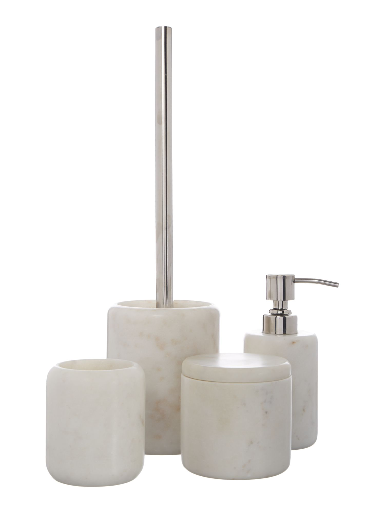 Gray Willow Marble Bathroom Accessories Range House Of Fraser