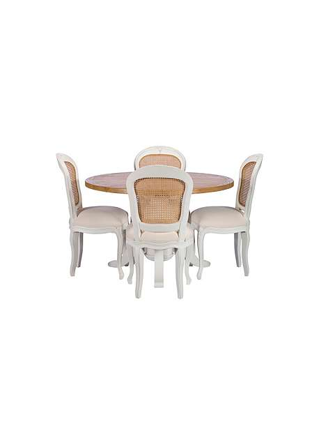 Shabby Chic Willow Ii Dining Table Range - House of Fraser