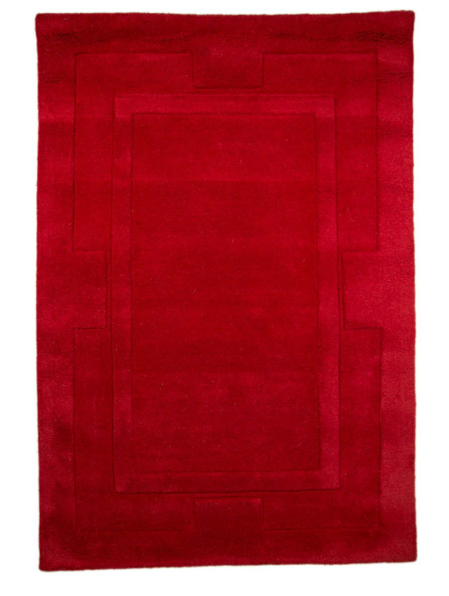 Captivating Flair Rugs Apollo Red Rug Range ... Part 24
