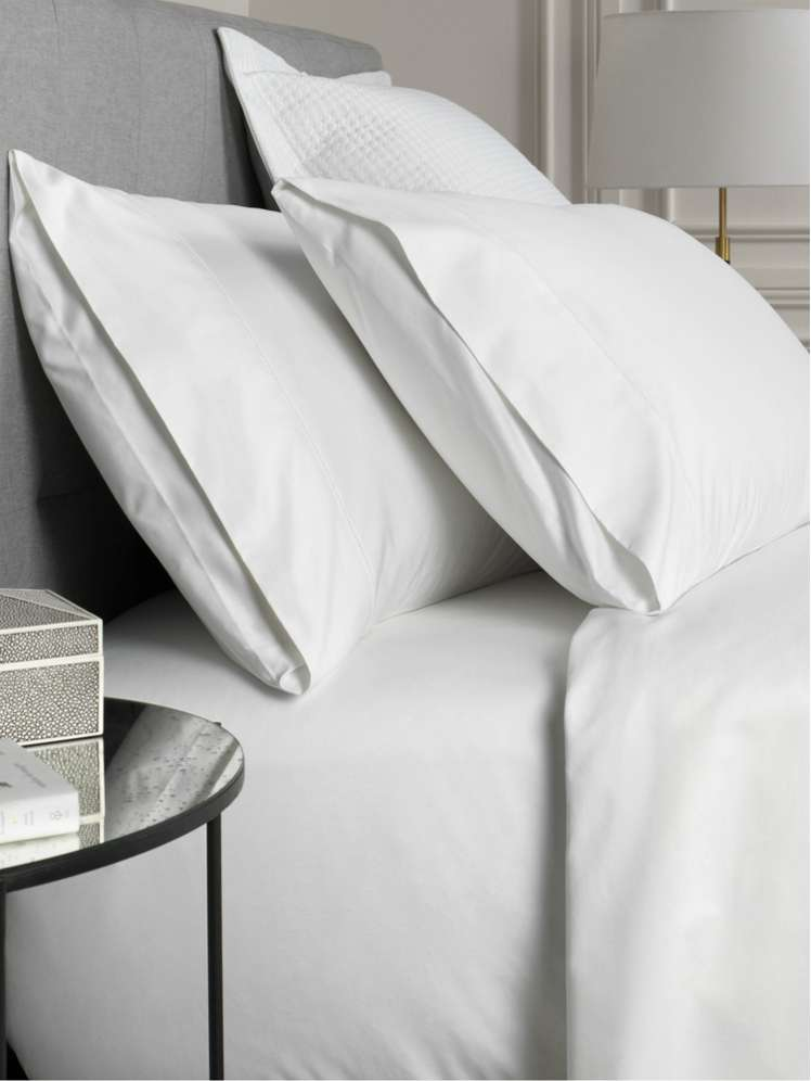Sheridan 1000 Thread Count Standard Pillowcase Pair - House of Fraser