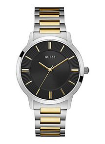 men s watches watches for men house of fraser guess w0990g3 men`s two tone dress watch