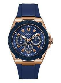 Guess Blue Strap Watch ...