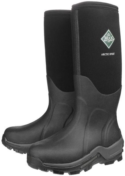 Muck Boot Arctic Sport Tall Wellington Boots - House of Fraser