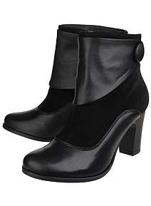 67b184caf867 Hush Puppies Black Ankle Boots at House of Fraser