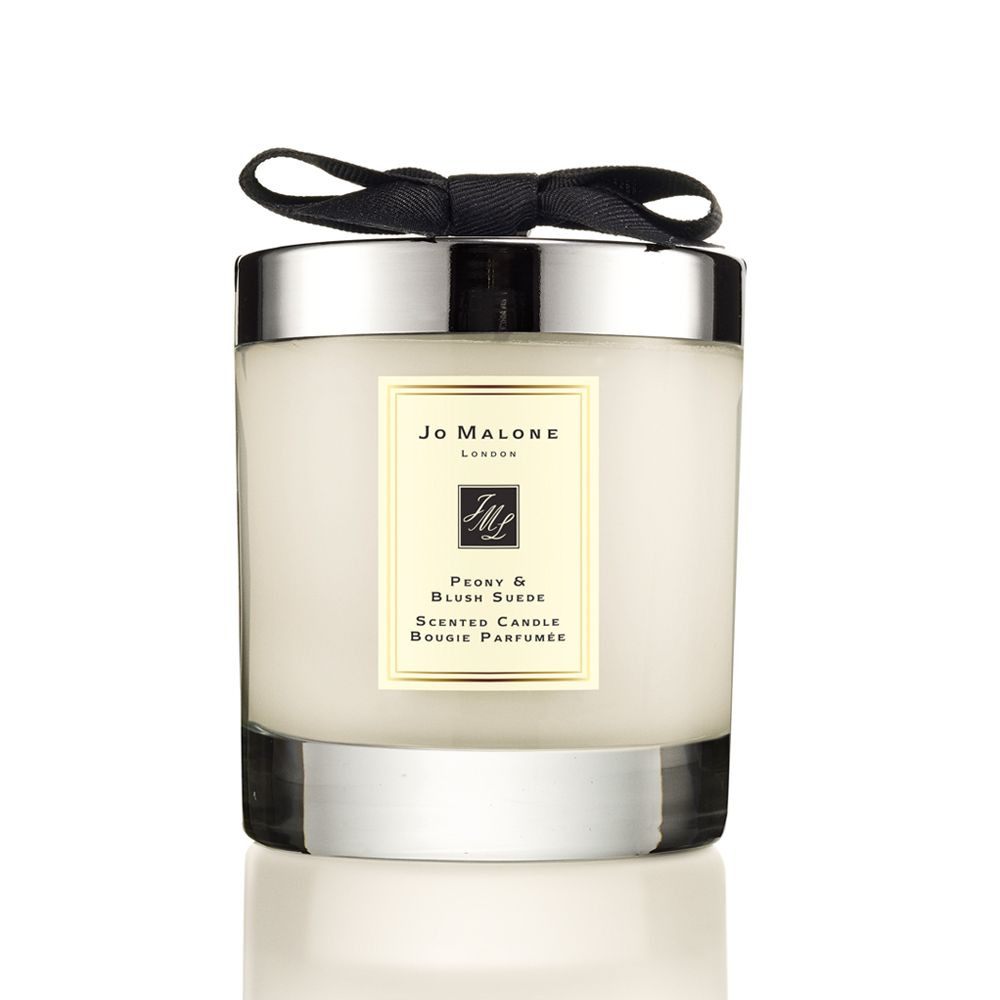 Peony & Blush Suede Home Candle by Jo Malone London