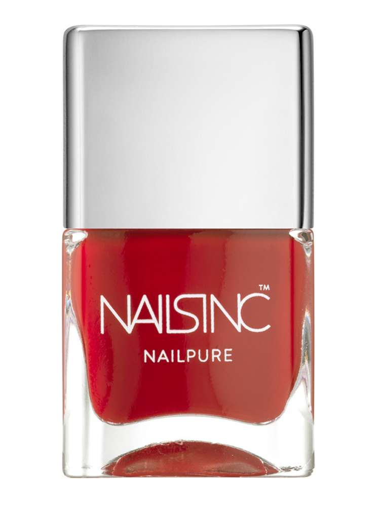Nails Inc Nail Pure 6 Free Tate Nail Polish - House of Fraser