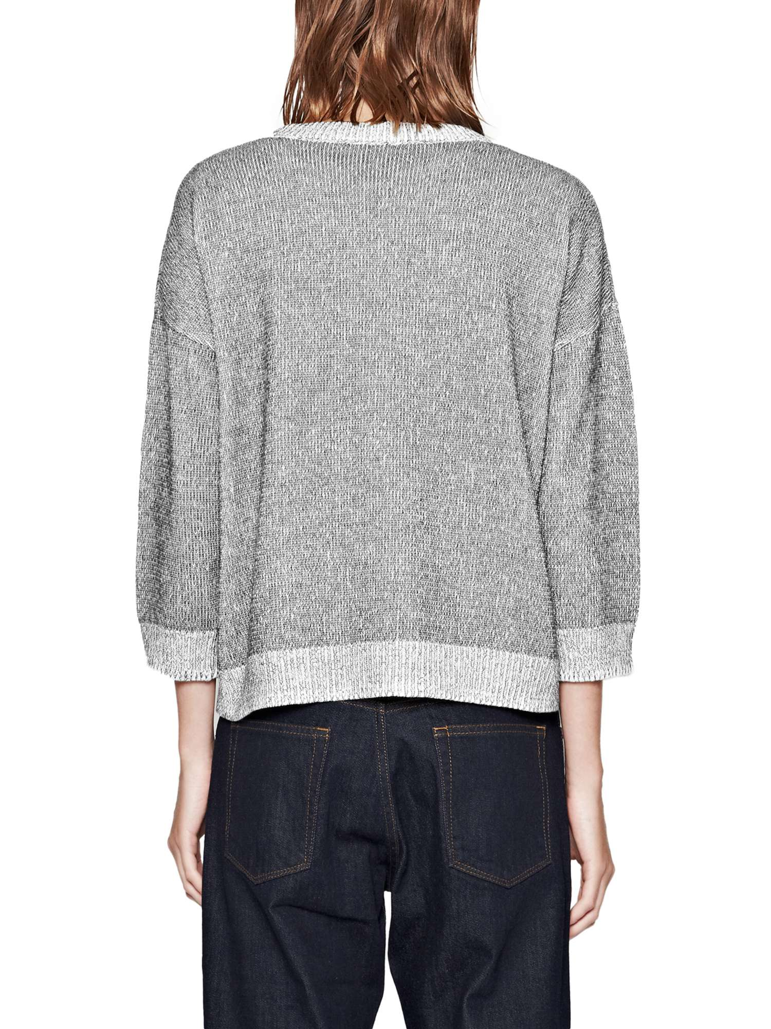 Knits French Jumper French Hollywood Connection Connection qz8x6x
