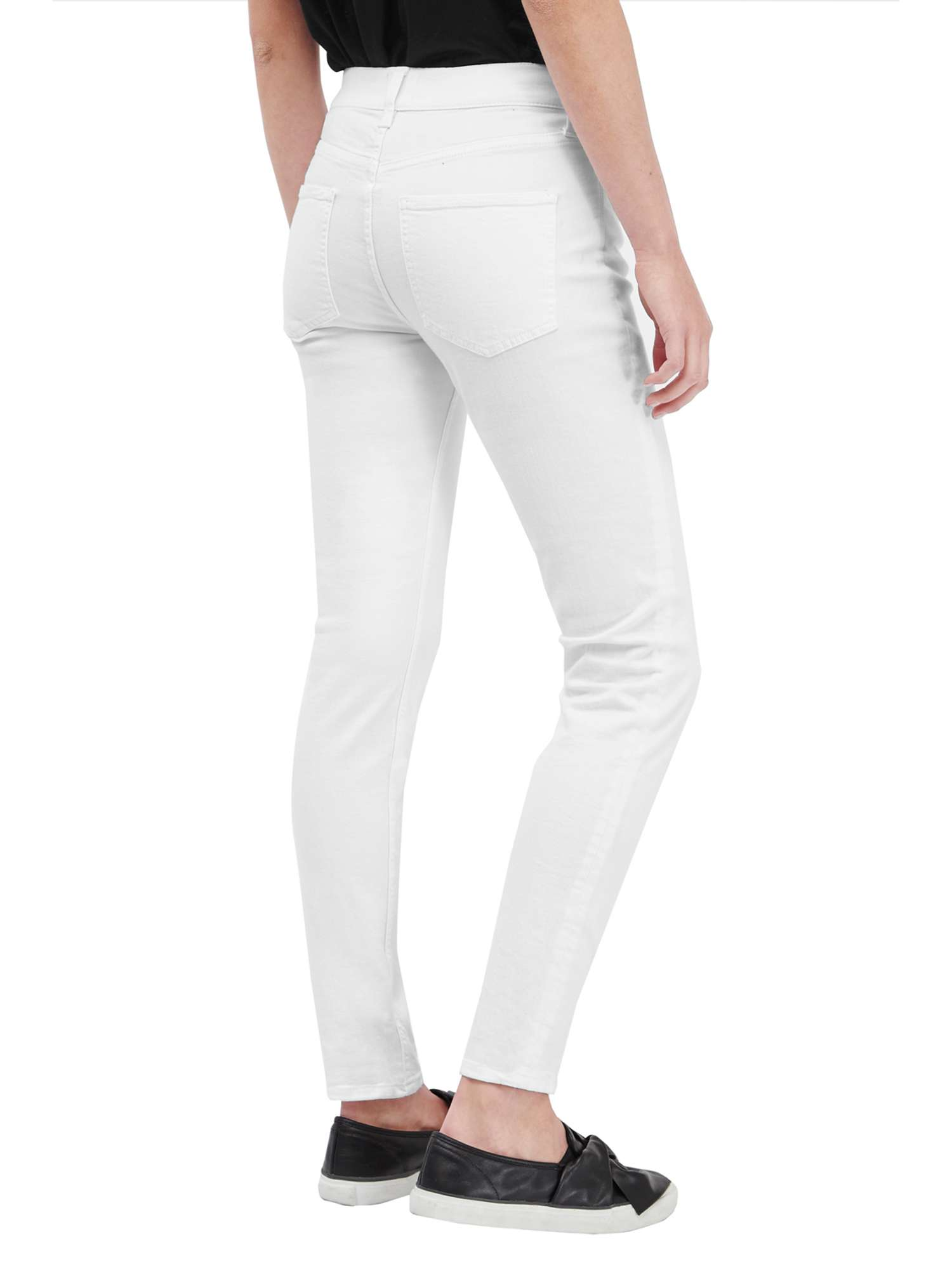 Denim Rebound Stretch Skinny Connection French IzTOAA