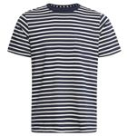 Men's French Connection Odd Stripe Mix T-Shirt