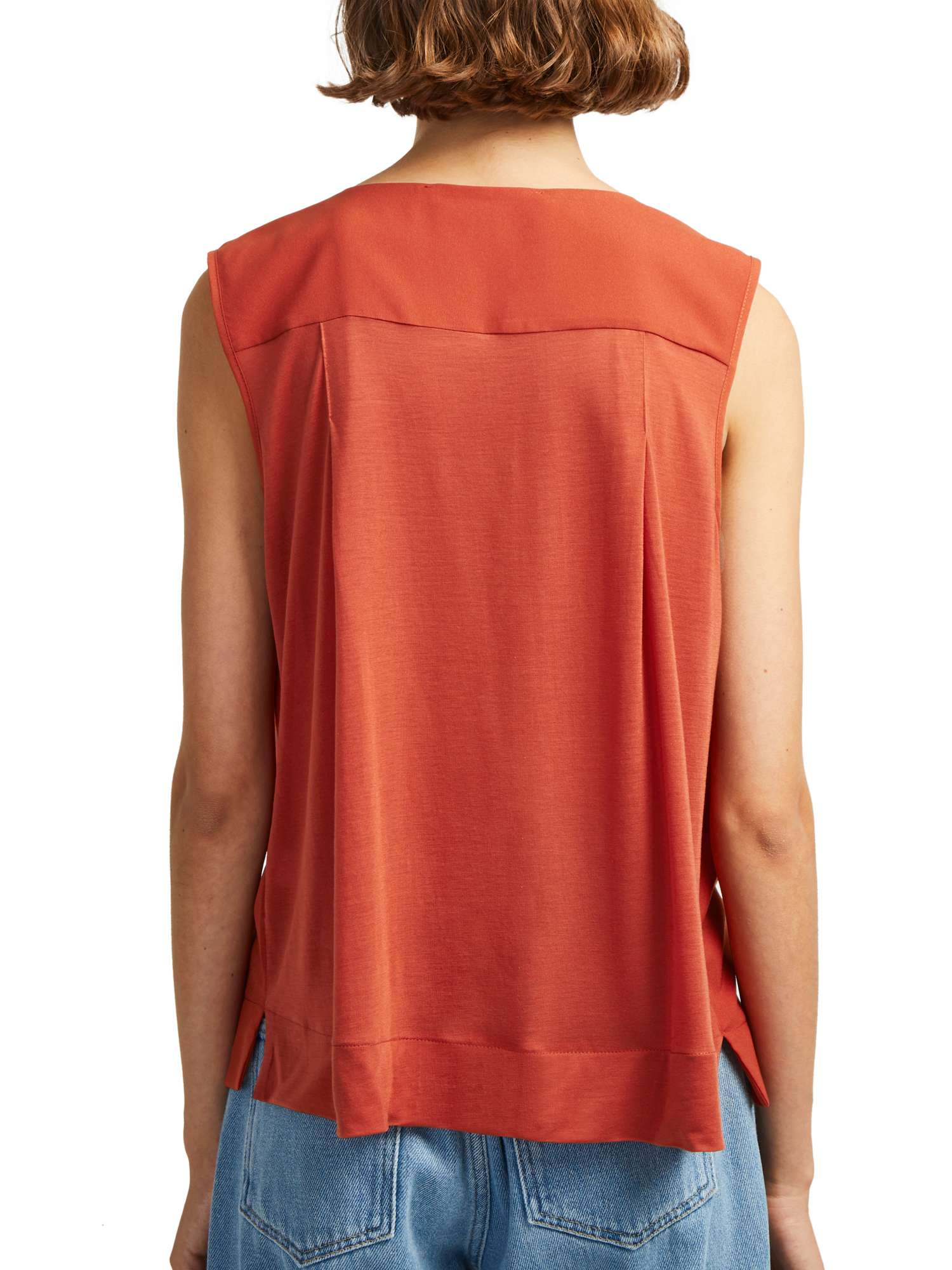 V Neck Top Polly Plains Connection French twIAB7qnxO