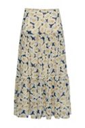 Great Plains Vintage Bloom Printed Skirt
