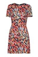 French Connection Eleanor Printed Stretch Dress