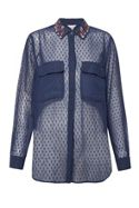 Great Plains Highland Embroidered Shirt
