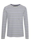 Men's French Connection Franstripe Crew Neck T-Shirt