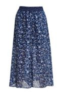 French Connection Savana Sheer Culottes