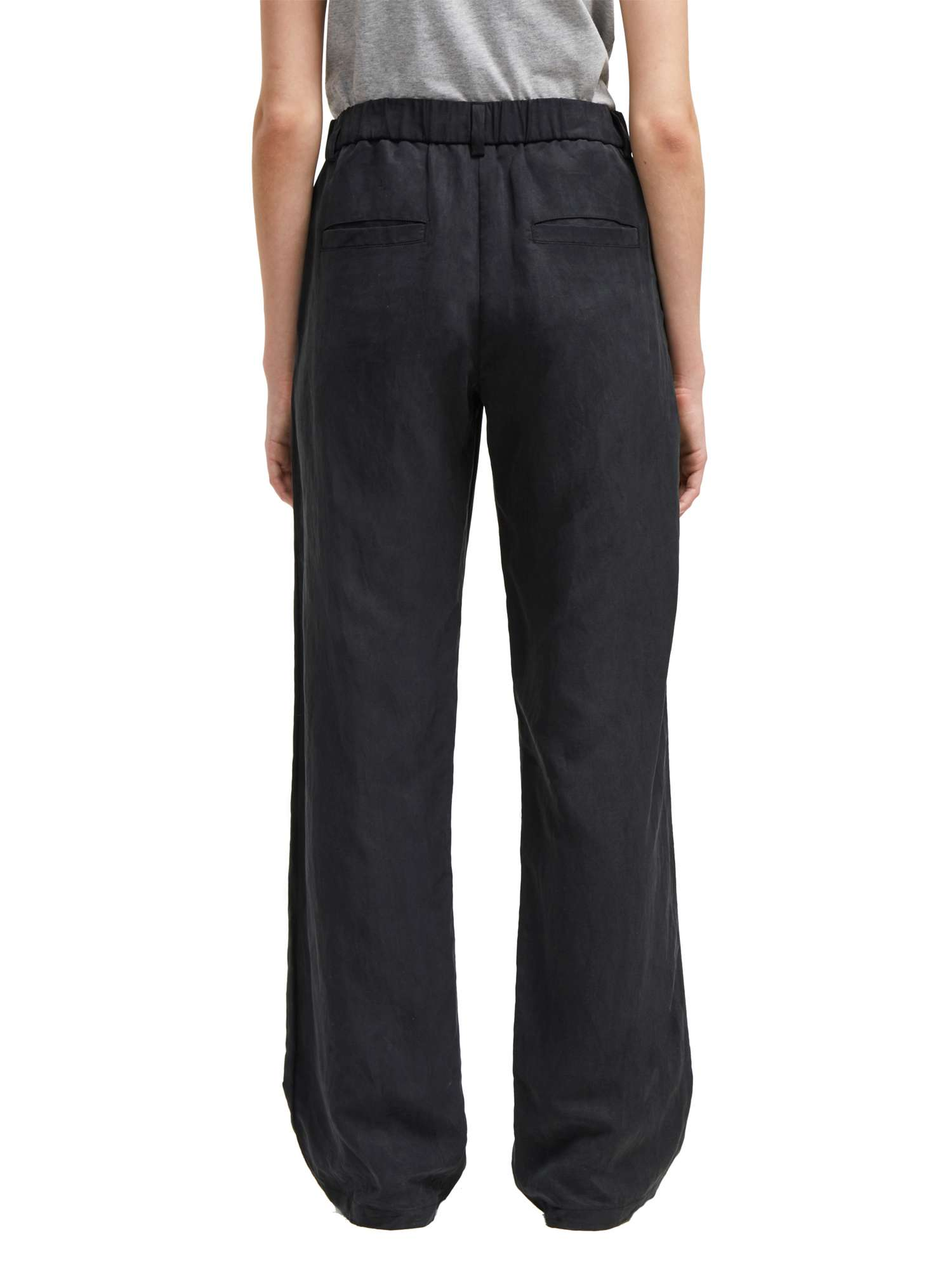 Trousers French Connection Pleated Caspia Linen qIPvq