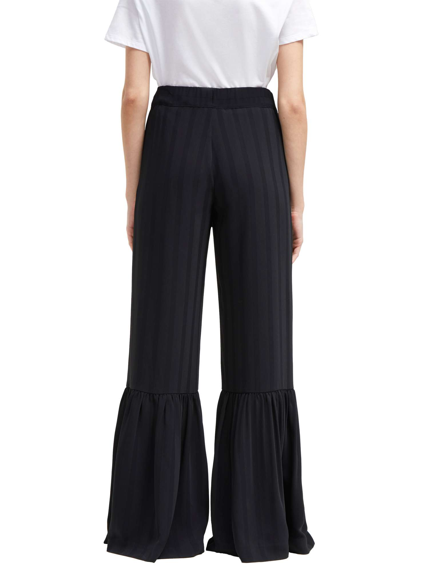 Aleida French Connection Suiting Bottom Bell Trousers FqYqU