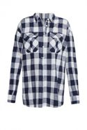 French Connection Hadley Seeded Pop Over Shirt