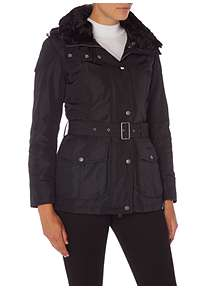 Barbour Outlaw Belted Jacket Barbour Outlaw Belted Jacket c024f0a6e2