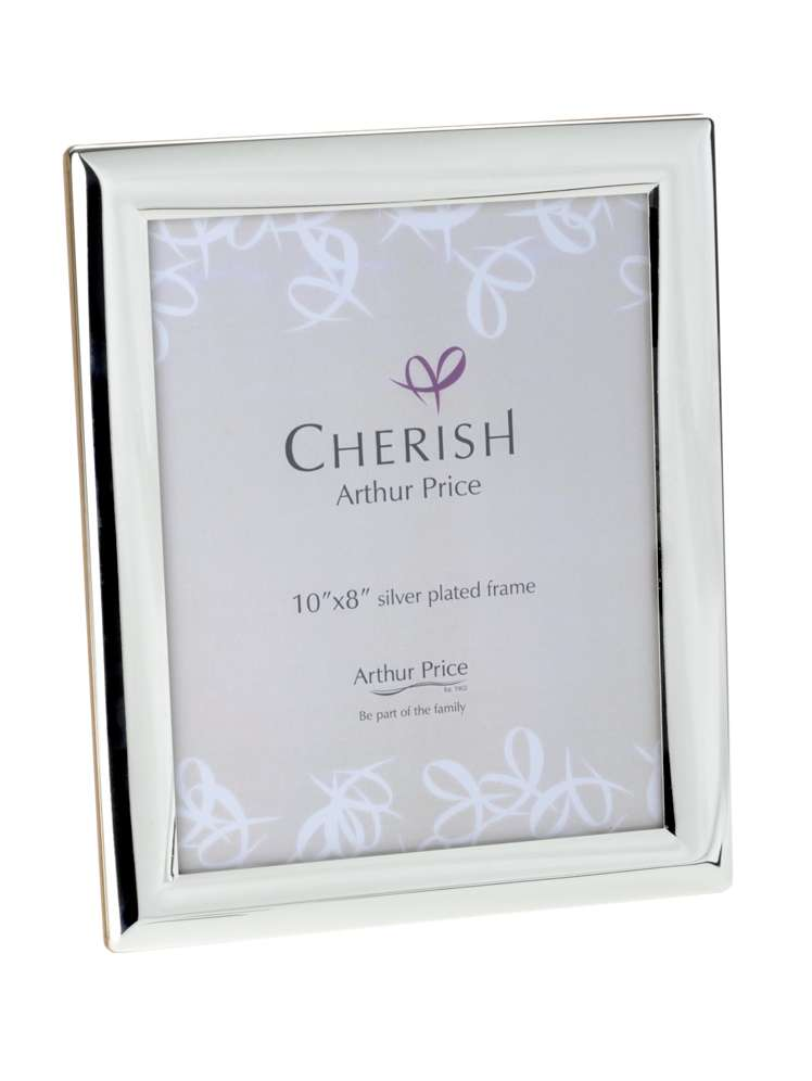 Arthur Price Silver Plated Oxford Photograph Frame 8x10 - House of ...