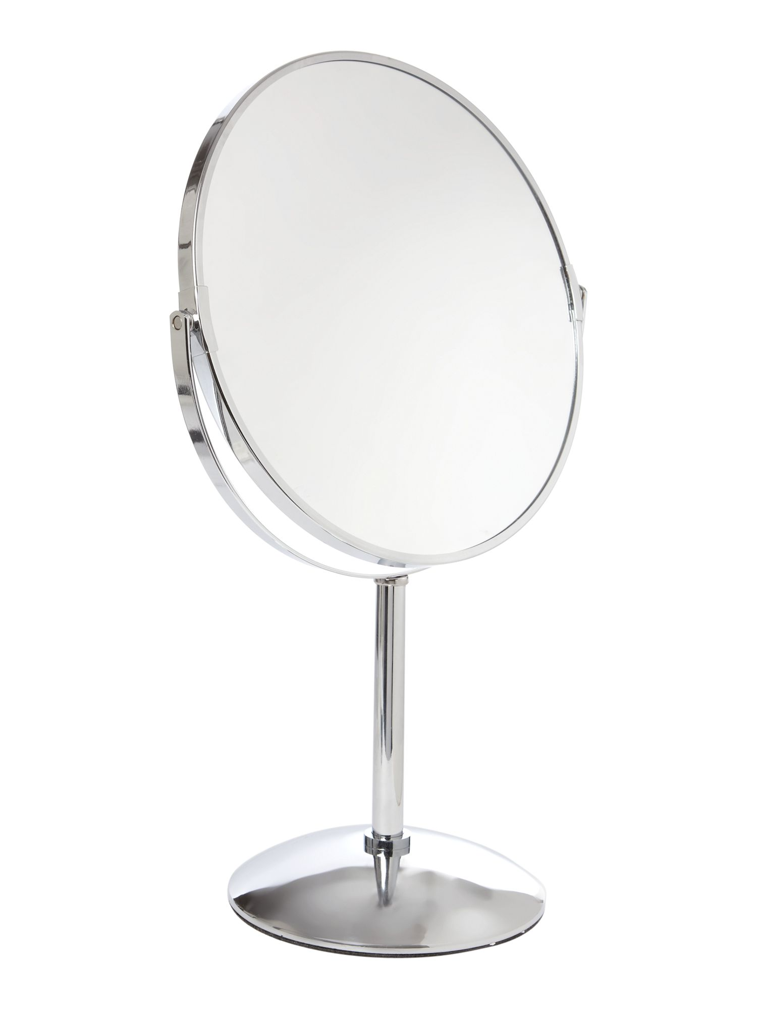 Attractive Large Chrome Mirror Yd95 Wendycorsistaubcommunity
