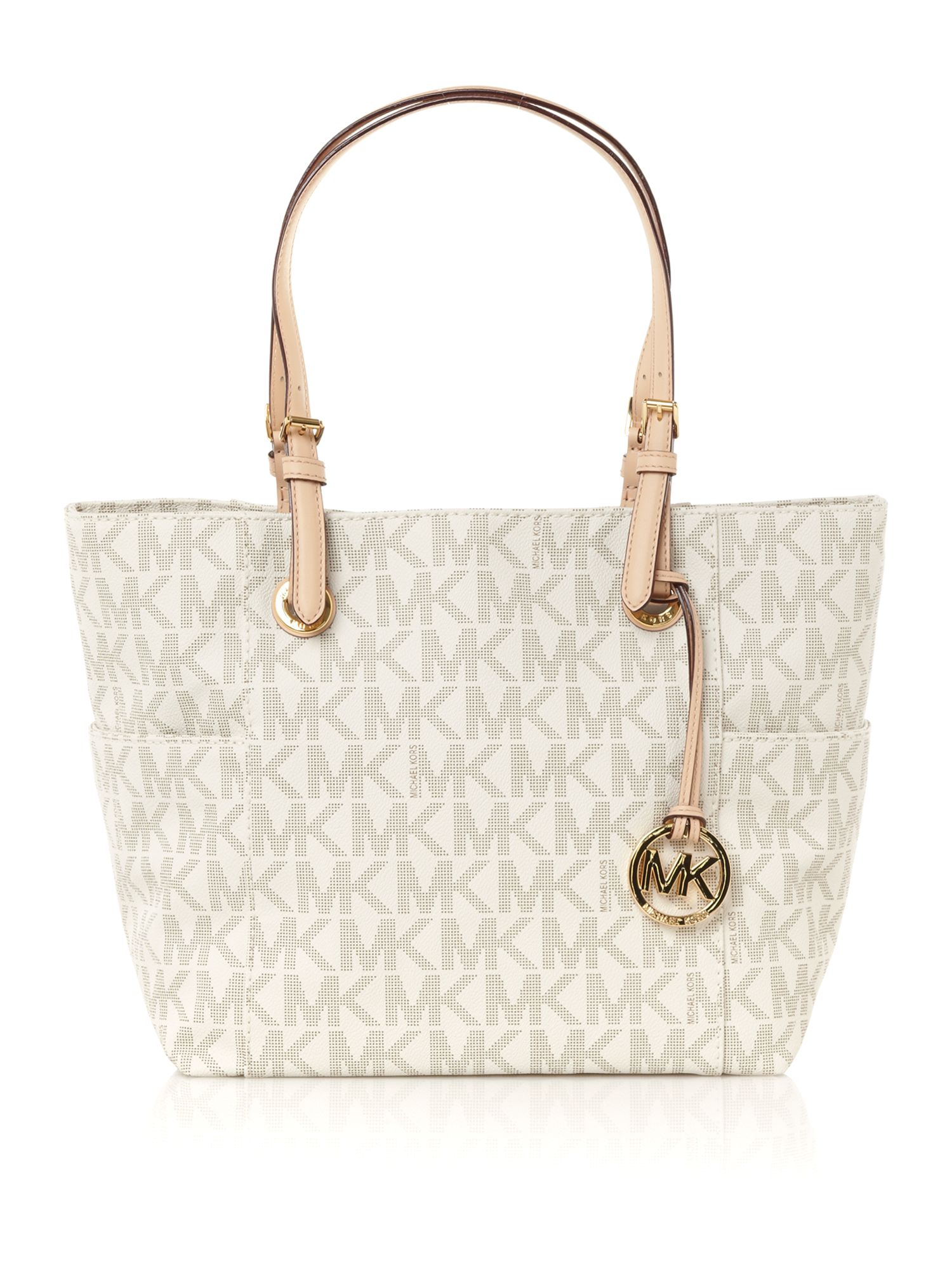 Michael Kors Logo Small Tote Bag - House of Fraser a506fb7d43