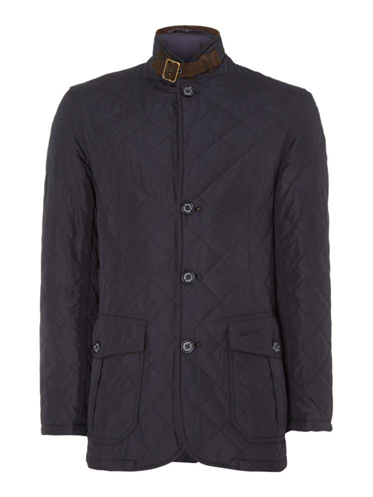 Barbour Lutz Quilted Jacket - House of Fraser : barbour quilted lutz jacket - Adamdwight.com