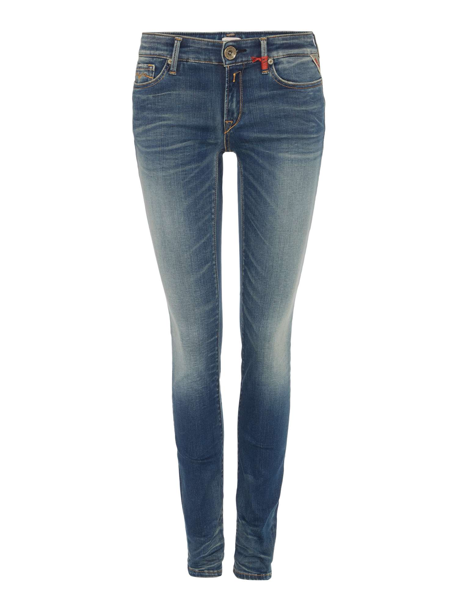 Replay Luz Luz Hyperflex Jeans Skinny Replay UrUqx4f