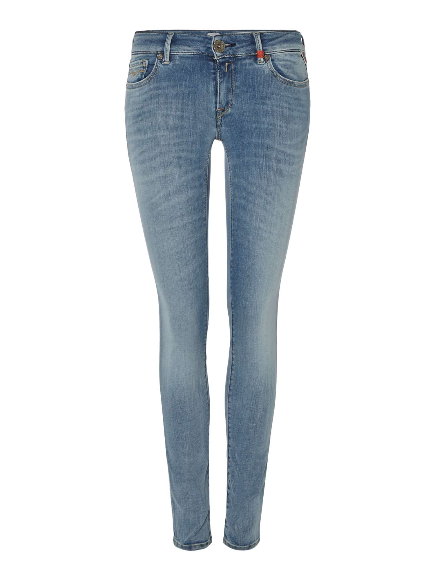 Replay Hyperflex Luz Skinny Luz Jeans Replay Skinny qaPO17qr