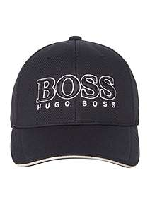 Hugo Boss Cotton Men s Caps   Hats at House of Fraser 76e46cd56cd