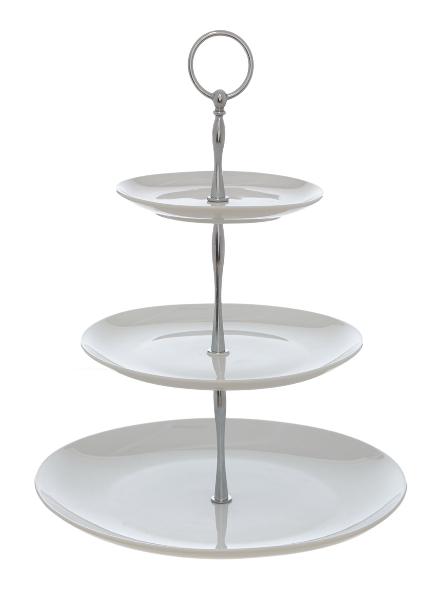 Linea Ceramic Tiered Cake Stand House of Fraser