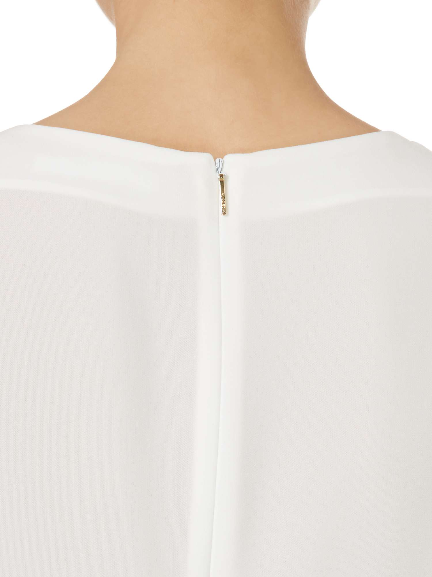 Top Short Ilyna Hugo Boss Sleeve EBBIq