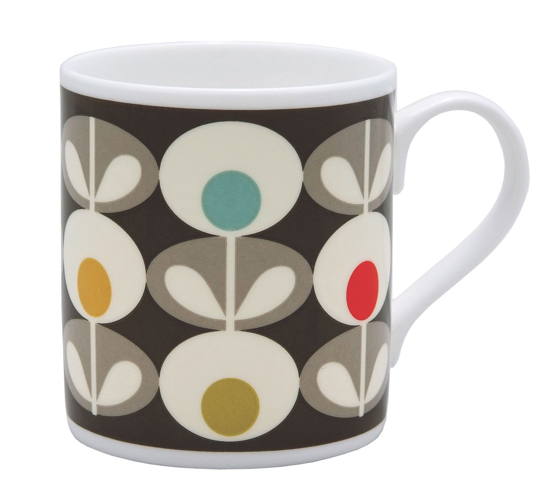 Orla Kiely Multi oval mug ...  sc 1 st  House of Fraser & Orla Kiely Dinnerware at House of Fraser