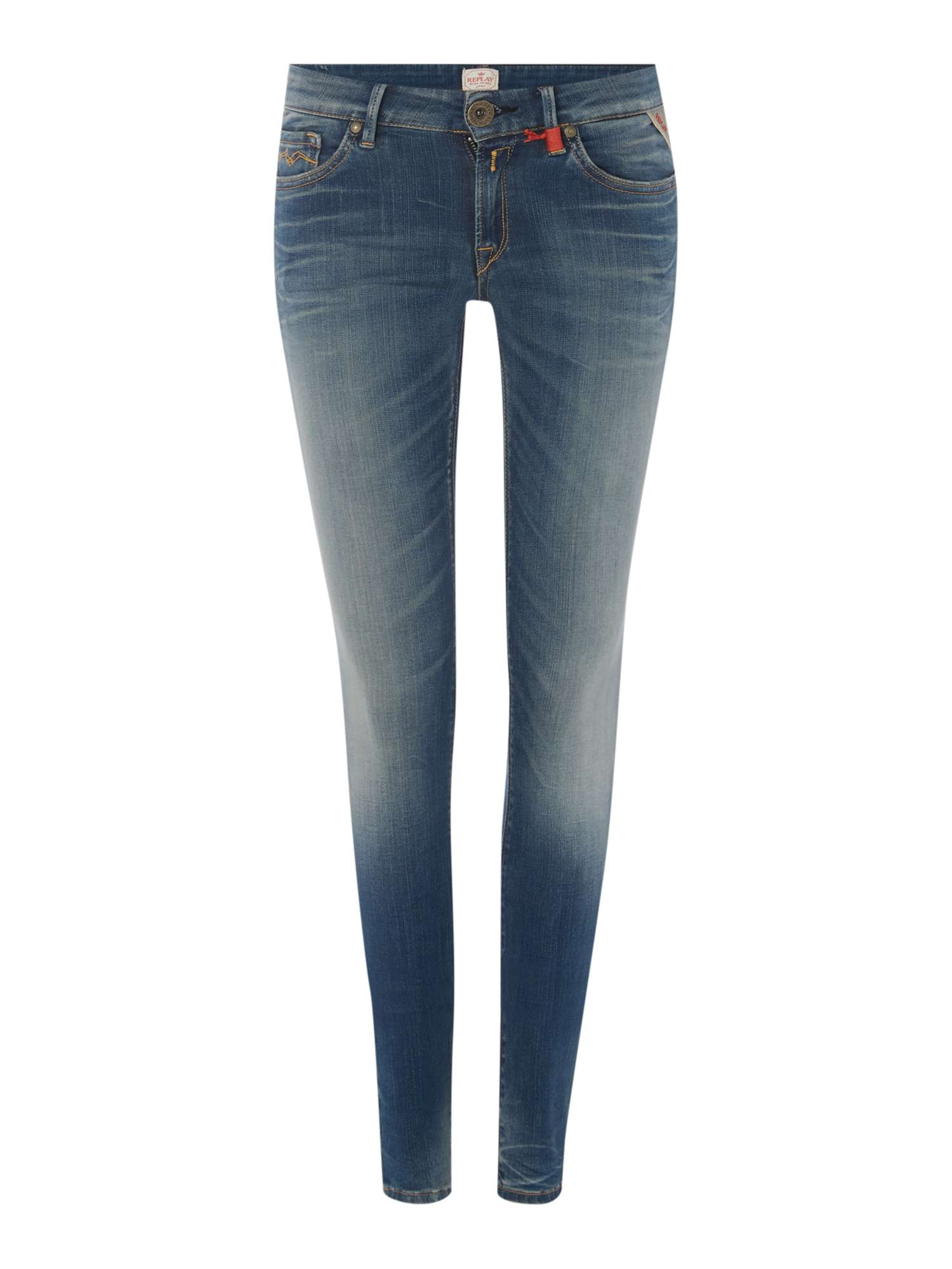 Replay Luz Hyperflex Luz Jeans Replay Skinny rEr1q