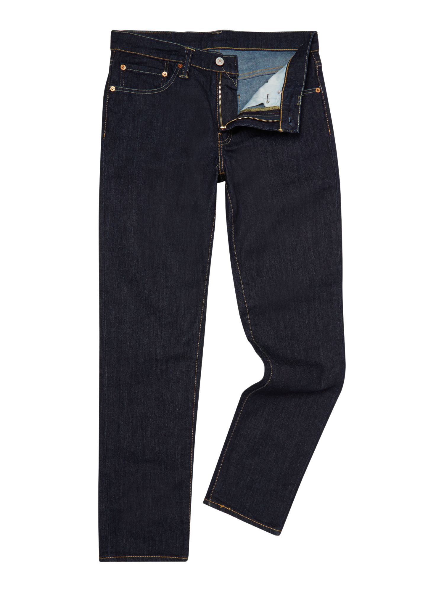 Slim-fit jeans in washed indigo denim BOSS Authentic Sale Online Clearance Online Official Site Sale Online Collections For Sale Pre Order Cheap Price FWZOZNXUWk