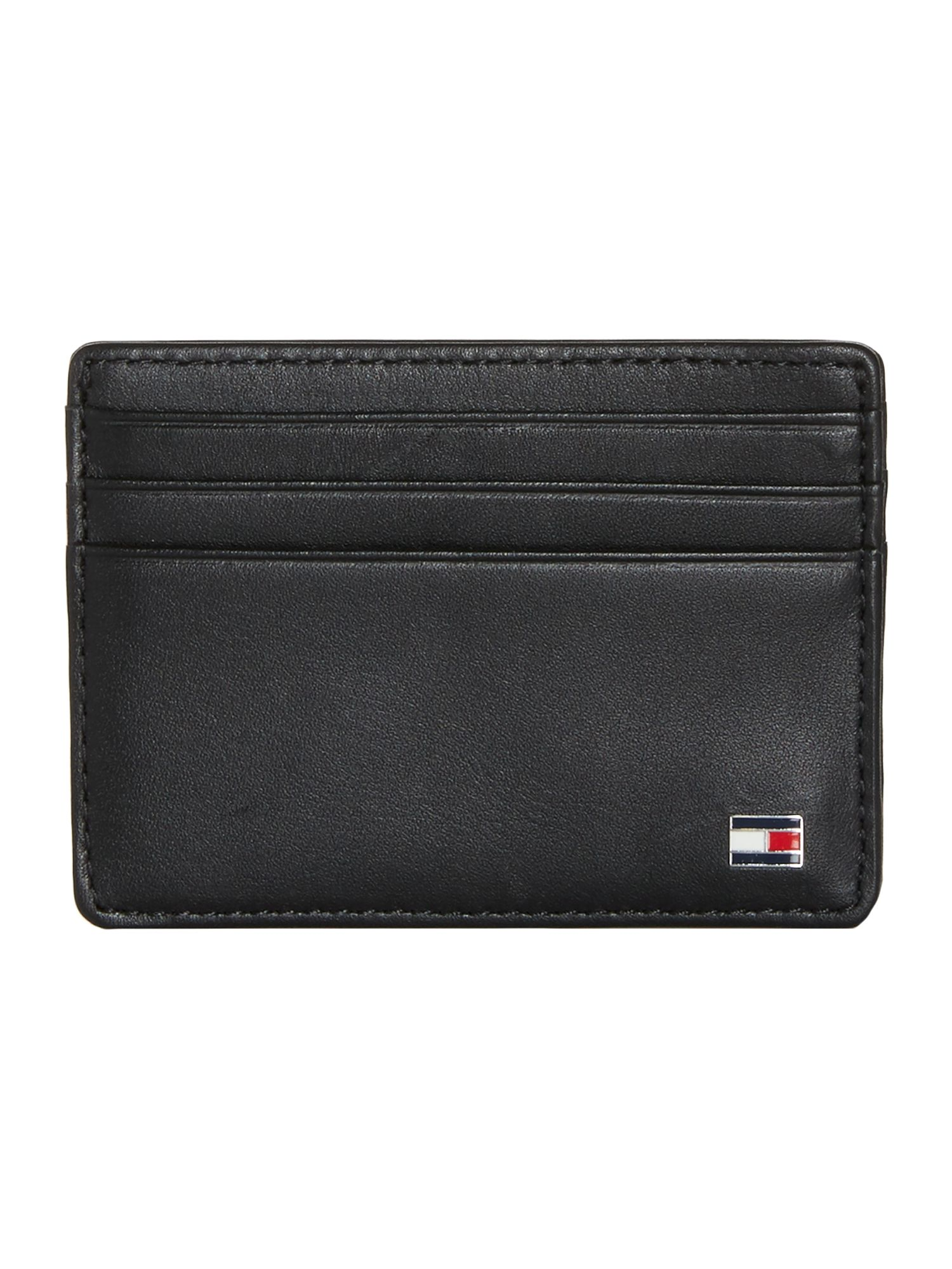 Tommy Hilfiger Eton Cc Holder Black ztAMaw