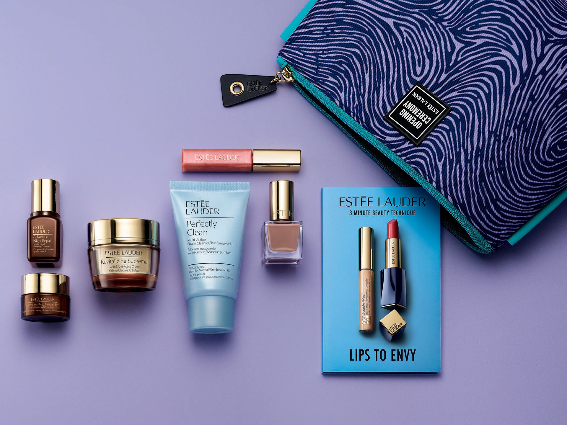 Estee lauder christmas gift with purchase 2019