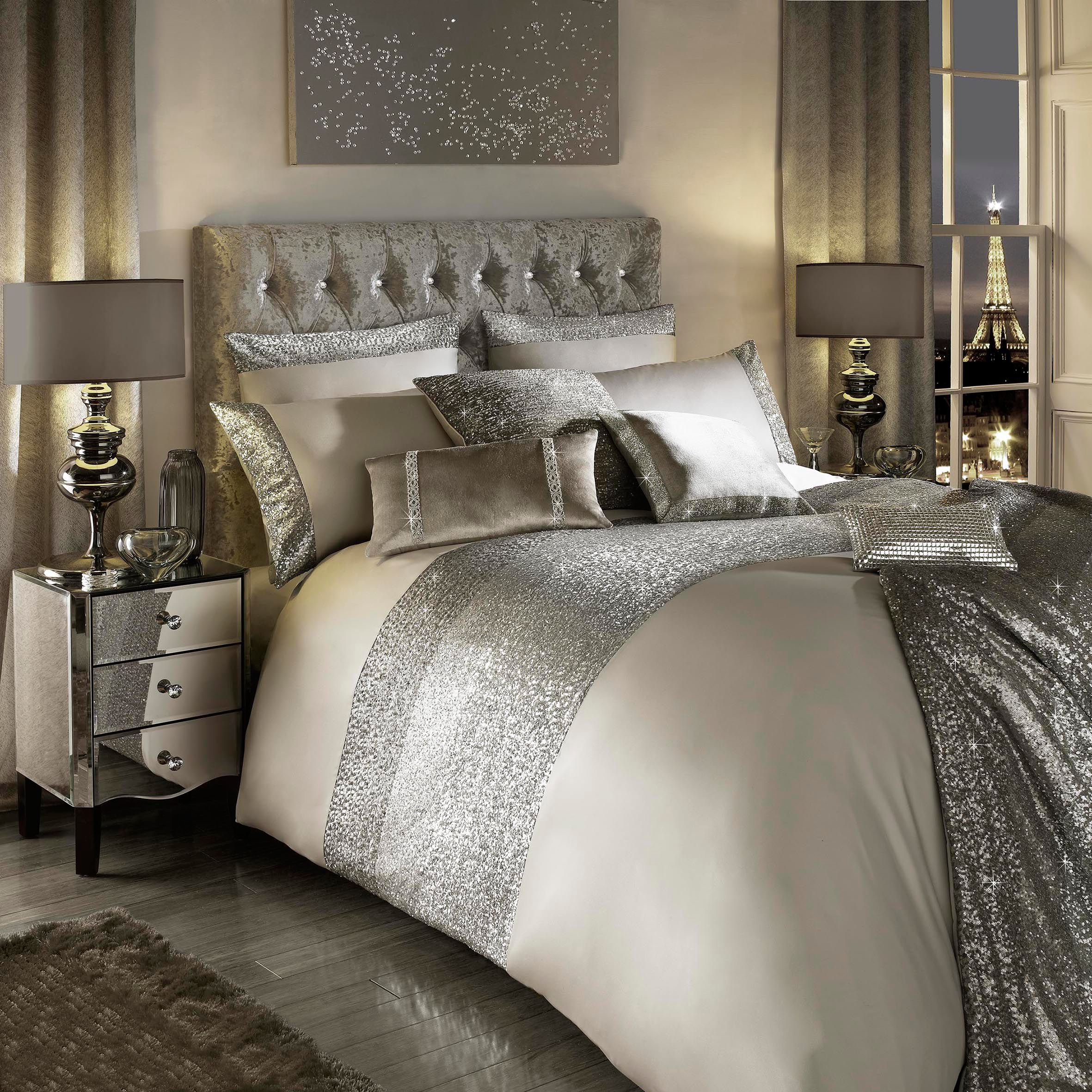 Attractive House Of Fraser Bed Linen Sets Part - 10: Kylie Minogue Mezzano Praline Duvet Cover House Of Fraser