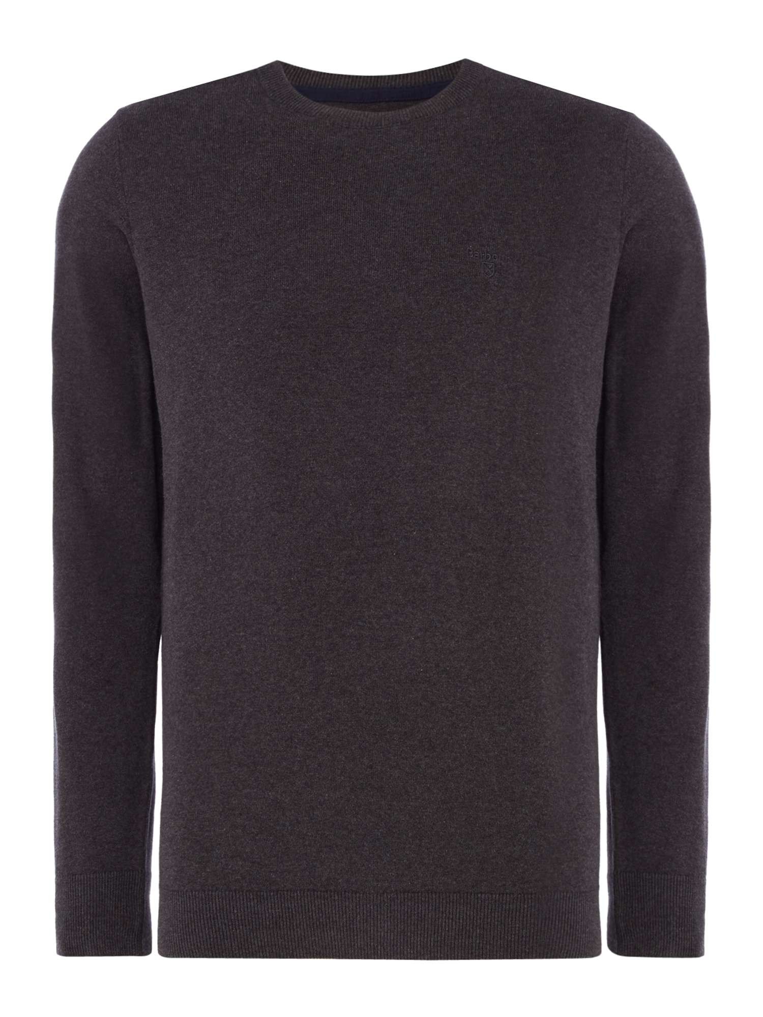 Barbour Pima Cotton Crew-Neck Jumper ...