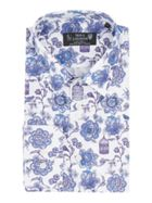 Men's New & Lingwood Halisham print shirt with