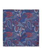 New & Lingwood Lindis Floral Paisley Hanky