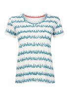 Dickins & Jones Suzie Stripe Christmas Tree T-shirt