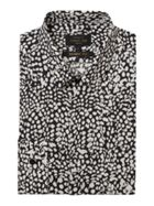 Men's Label Lab Piper Animal Print Skinny Shirt