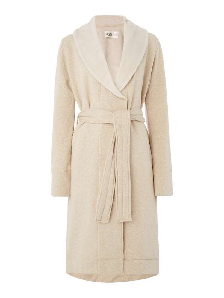 UGG Duffield Fleece Robe - House of Fraser 8d4095410