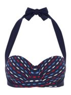 Nautical Weave Multiway Top
