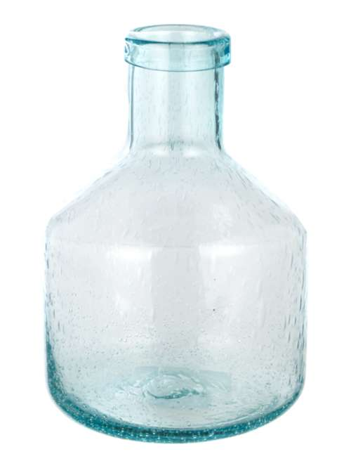 Linea Padstow Recycled Glass Vase House Of Fraser