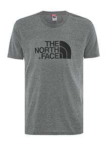7f82fb26c3e The North Face Short Sleeved Easy Tee ...