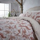 Deshi Bird Print Duvet Cover Set