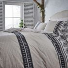 Junipa Jasmine print duvet cover set