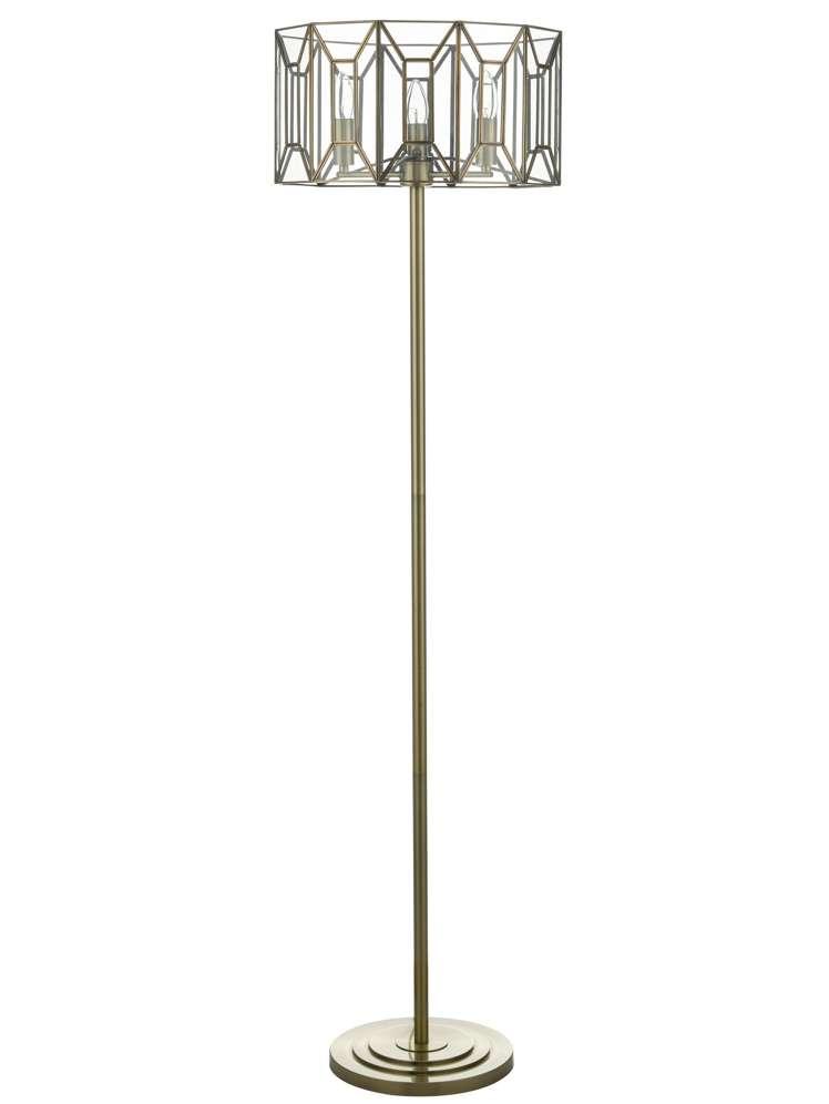 Biba deco glass floor lamp house of fraser selectedcolor mozeypictures Choice Image